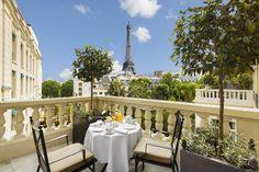 Shangri-La Hotel - Paris - França