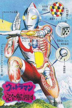 Inside ULTRAMAN