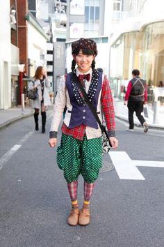 Tokyo Street-Style Snaps