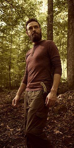 ross marquand the walking dead season 9 Walking Dead Season 8, Walking Dead Tv Show, Ross Marquand, Tv Shows, Men Sweater, Seasons, Posters, Characters, Fan
