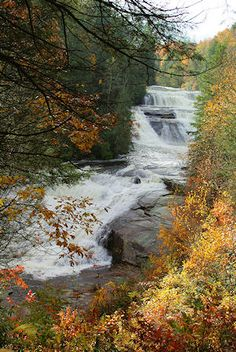 Waterfall Drives and Tours, Asheville NC