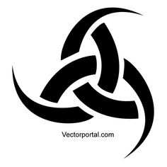 ODIN HORN VECTOR SYMBOL - Download at Vectorportal
