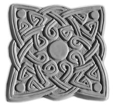 Celtic Knot Stepping Stone