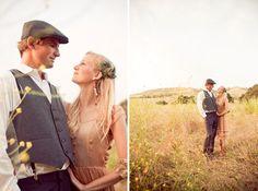 A Summer Vintage Inspired Farm Wedding