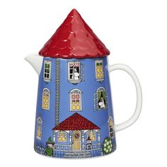 Moomin Moominhouse pitcher 1 l by Arabia - The Official Moomin Shop