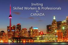 Canada Skilled Worker Immigration:- Foreign skilled workers and professionals are greatly needed in Canada.  One of the objectives of Canadian immigration is to welcome skilled newcomers who will contribute to Canada's growing economy. Skilled workers that settle in Canada on a permanent basis are especially valuable to the Canadian workforce.