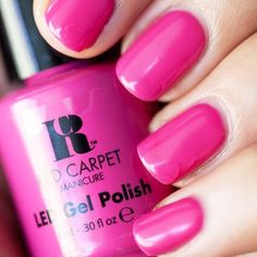 Today's #RCMPhotoADay is something pink, and we're loving @sophiesbeauty's pink mani using RCM's Paparazzied! #RCMNailIt