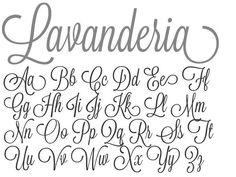 new Ideas for tattoo fonts script cursive hand lettering Cursive Alphabet, Hand Lettering Alphabet, Calligraphy Letters, Brush Lettering, Cursive Handwriting, Tattoo Fonts Alphabet, Alphabet Style, Fancy Writing Alphabet, Cursive Uppercase Letters