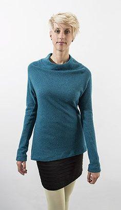 Pullover-Schnittmuster