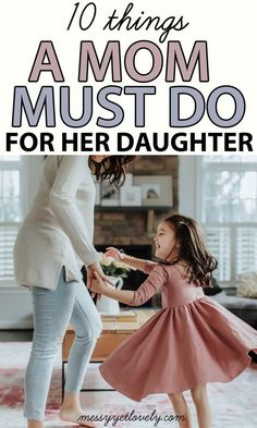 What a girl wants from her mom <br> As a mom, there are certain things you can do to raise a confident daughter. What are the things that you should tell your daughter so that she can confide in you? Here are 10 things every daughter needs from her mom. Raising Daughters, Raising Girls, Kids And Parenting, Parenting Hacks, Single Parenting, Getting Pregnant Tips, Mother Daughter Relationships, Mom Daughter, What A Girl Wants