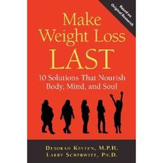 Make weight loss last is a scientific approach to weight loss. The authors Deborah Kesten and Larry Scherwitz combine years of research to demonstrate their theory on how now to lose weight and keep it off. According to the authors 95% of all dieters gain their weight back. The reason for that is because dieters do not change their mental state.    The book begins with the reader taking a long questionnaire to determine your eating style. By identifying these characteristics the book then…