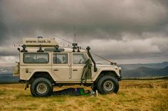 the land rover defender is by far the best survival vehicle, remember main roads will not be your best options in a disaster.