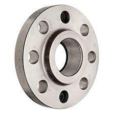 Some manufacturer and exporters delivers best quality ASME/ANSI/DIN standard threaded screwed flanges. These enterprises offer delivery of products at a standard size such as carbon steel threaded flanges and stainless steel threaded flanges. These threaded flanges are mostly used in low-pressure pipe systems, as no welding is required to connect the flanges to pipes and with other equipment. Steel Distributors, Rust Paint, Stainless Steel 304, Screw It, Heat Exchanger, Copper Tubing, Cold Rolled, Water Treatment, Oil And Gas