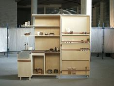 For the small home.. a kitchen cabinet!