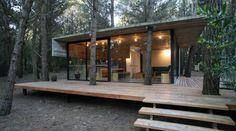 Mar Azul House, Besonias Almeida Arquitectos
