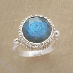 Eye of Paradise Ring ~ Sundance Jewelry