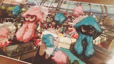 イカのおやつ完成とっても粉っぽい気がする#twitter #splatoon