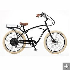 Classic Electric Bike.  Rode one of these in Blueridge, Georgia. They are AWESOME!!
