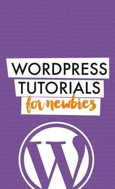 WordPress Tutorials + Tips for Beginners: 301 Redirect In Wordpress, Add A Cool Contact Form In Wordpress,  Add A Author Box Within Your Posts In WordPress, HOW-TO: Display Latest Blog Posts In Your Sidebar In Wordpress, Show Recent Comments To Your Sidebar In Wordpress Easily Add Pagination In Wordpress, and more. #OnlineClassforBusinessMBA