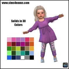 Lana CC Finds - Dotti -A Dress for Toddler Girls-