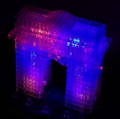 Arc de Triomphe from Laser Pegs National Geographic Landmarks and Archaeology Building Kit http://www.amazon.com/Laser-Pegs-Geographic-Landmarks-Archaeology/dp/B00J7SDEM2/?tag=unrealbargain-20