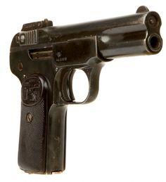 Browning Pistol Model 1900