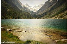 Lac du Gaube (Pirineo Frances) Guía de ruta. Niños Ok