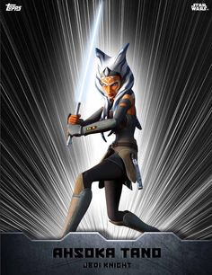 Ahsoka Tano - Star Wars Rebels