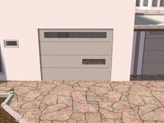 modern garage door - Google Search