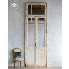 Narrow french doors on pinterest double doors interior for Narrow double french doors
