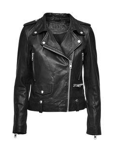 Seattle Leather Jacket