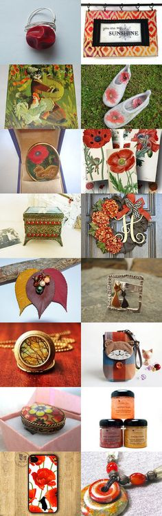 July favorites   by Cathy on Etsy--Pinned with TreasuryPin.com