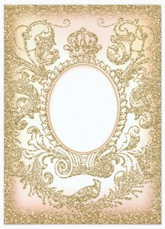 Pink & Gold Victorian - uploaded by Lynn White