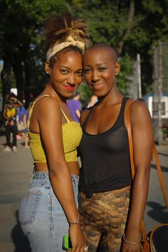 Afro Punk Beauties