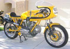 Spaggiari Ducati Scuderia Corse 750 Desmo Evolution of a Racer