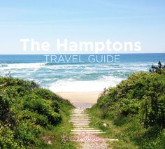 Lilly Pulitzer's Travel Guide to the Hamptons