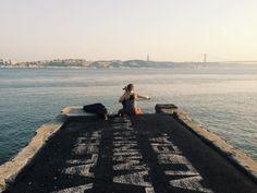 ♪ Lisboa. Foto de Dinis Correia #portugal #lisboa #lisbon #travel