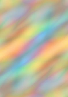 Pastel Rainbow Overlay by ~powerpuffjazz
