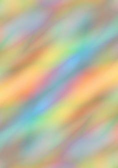Pastel Rainbow Overlay by ~powerpuffjazz