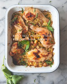 ROASTED CHICKEN // The Kitchy Kitchen