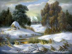 «Федоскинские пейзажи»