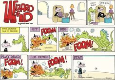 Wizard of Id by Parker and Hart Sunday, September 07, 2014