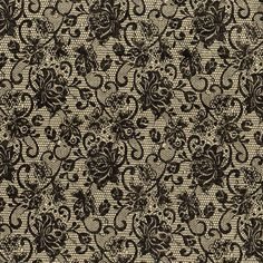 3602 - Renda Ouro Preto - Fabricart Tecidos