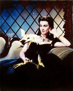 Vivien Leigh as Scarlett O'Hara - GWTW