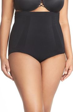 SPANX® High Waist Shaping Briefs (Plus Size) available at #Nordstrom