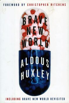 What could I talk about Brave New World in argumentative essay?