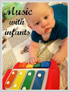 """Ashlynn P 1-20-15 This is great when trying to come up with little songs that are easy to catch onto for infants.  Music with infants....rhymes to """"sing"""""""