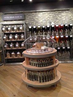 Oil & Vinegar Franchise///Memorial City Mall, Houston, TX