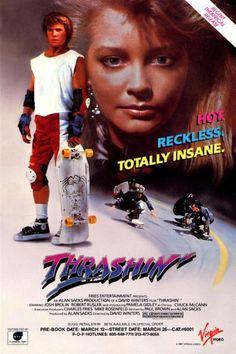 Thrashin' Movie Poster
