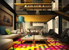 The title of this pic is Modern Living Room Decorating Ideas. It is actually just one of the many awesome photo examples in the post entitled Modern Living Room Decorating Ideas.